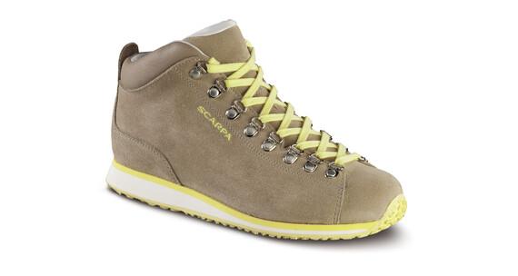 Scarpa Primitive Lite Shoes Unisex beige/sunshine